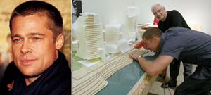Brad Pitt, architect